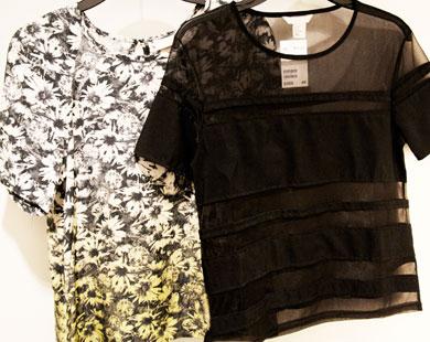 Forårsfine bluser fra H&M