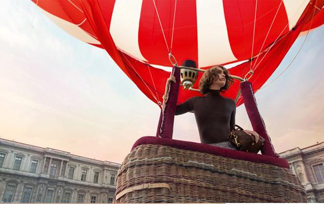 På eventyr med Louis Vuitton