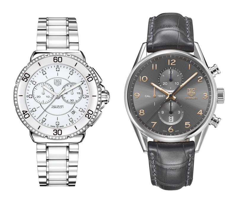 Nye lækre ure til ham og hende