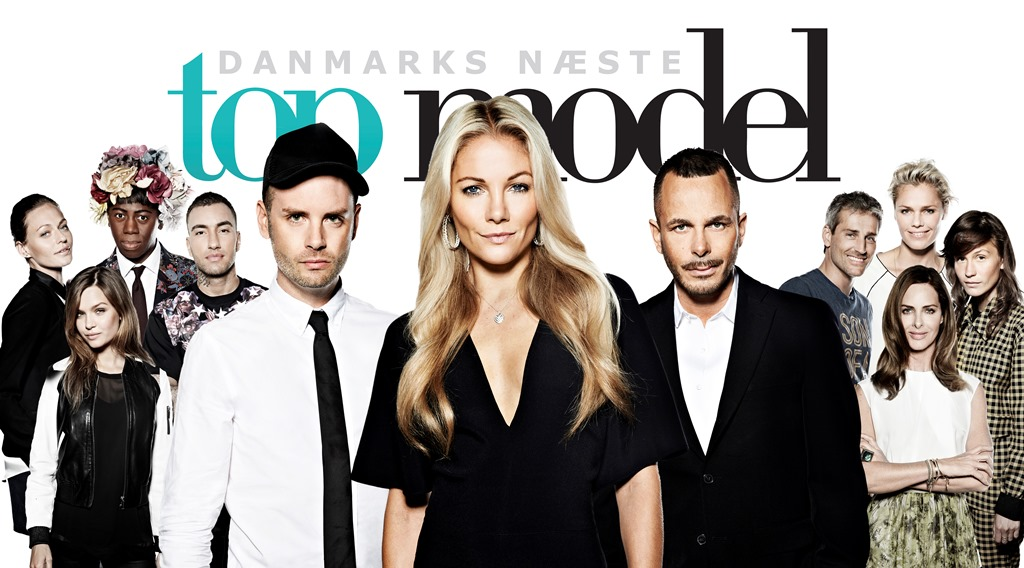 Caroline Fleming samler stjernespækket dommerpanel i Danmarks næste Topmodel