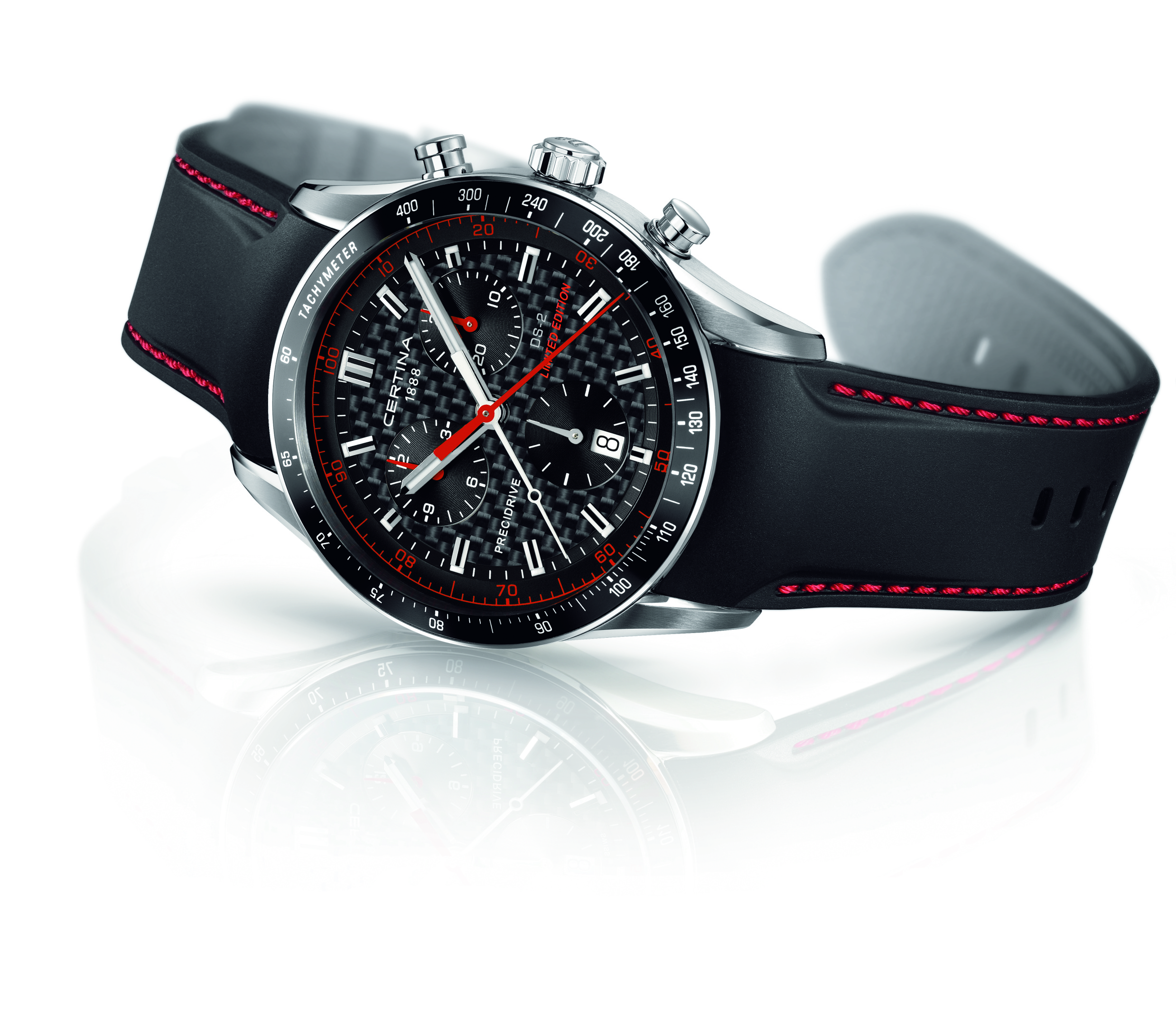 DS-2 Chronograph – Sauber F1 Team – Limited Edition