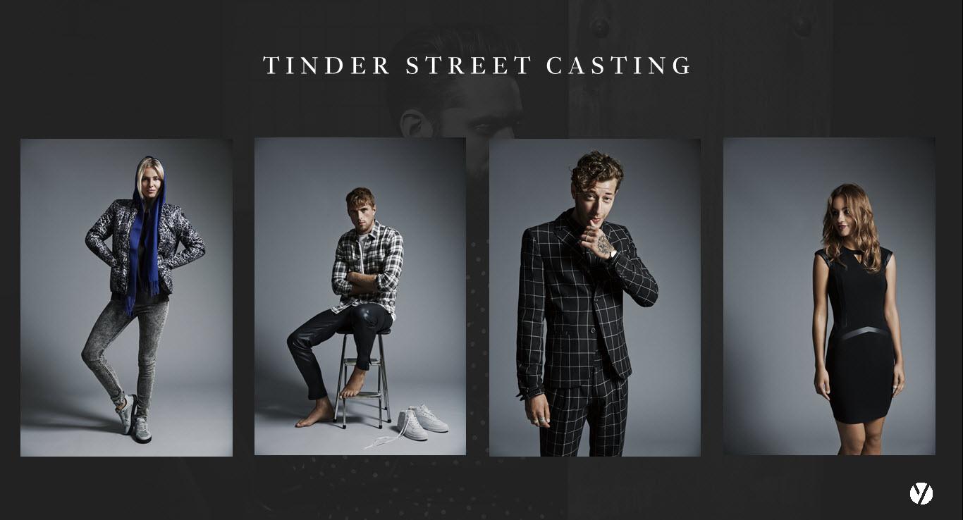 Street casting med dating app