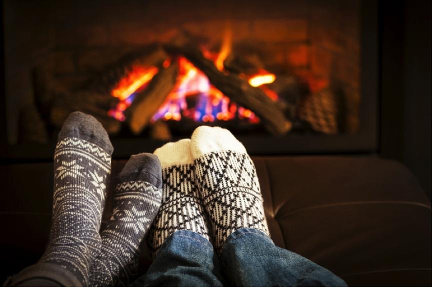 Varme fødder i kulden