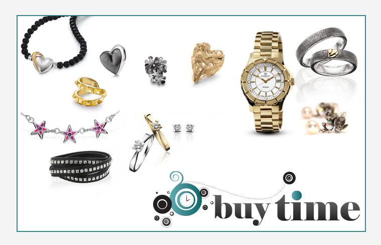 Buytime.dk – Din online smykkebutik