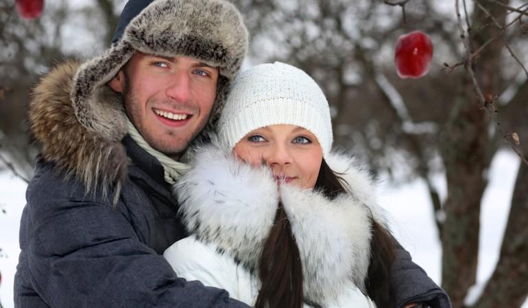 Giv dig selv og din mand stil til vinter