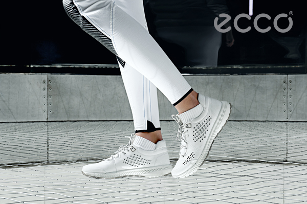 ECCO: Luksus til athleisure-looket