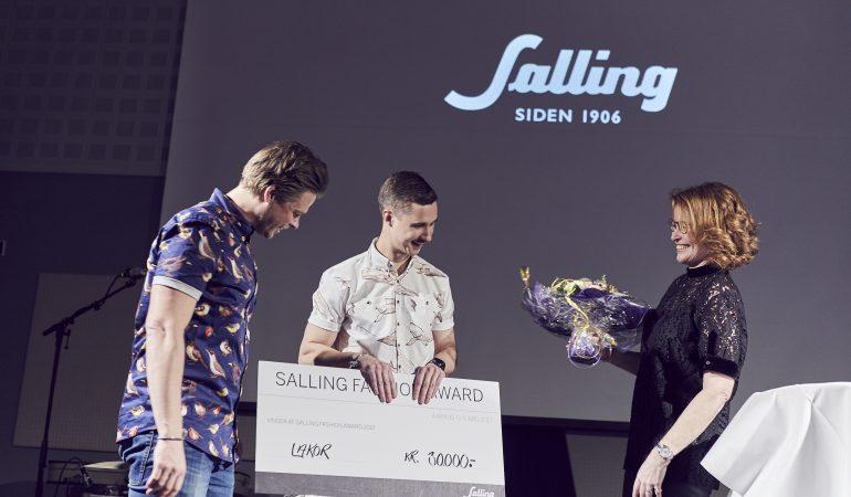 Lakor vinder den første udgave af Salling Fashion Award