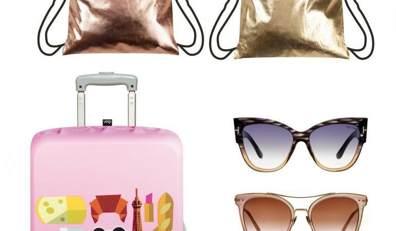 Sommerklar med fede accessories