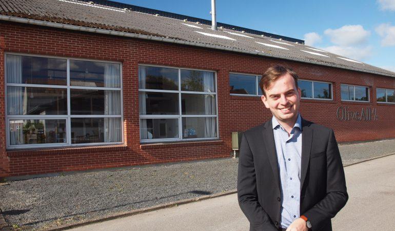 Dansk iværksætter med hudpleje ambitioner