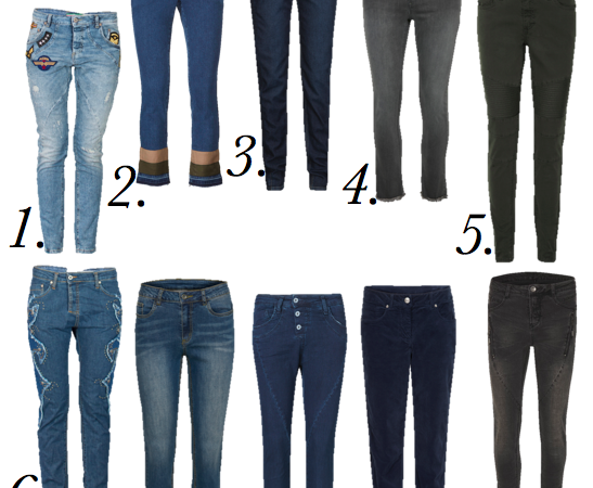 Denim, denim, denim – sæsonens jeans