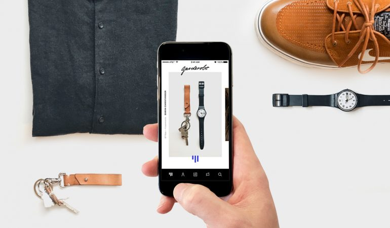 App forbinder fashionistaer verden over