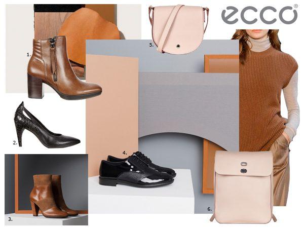 AW17 Ecco Shape: Karamelfarver og komfortteknologi